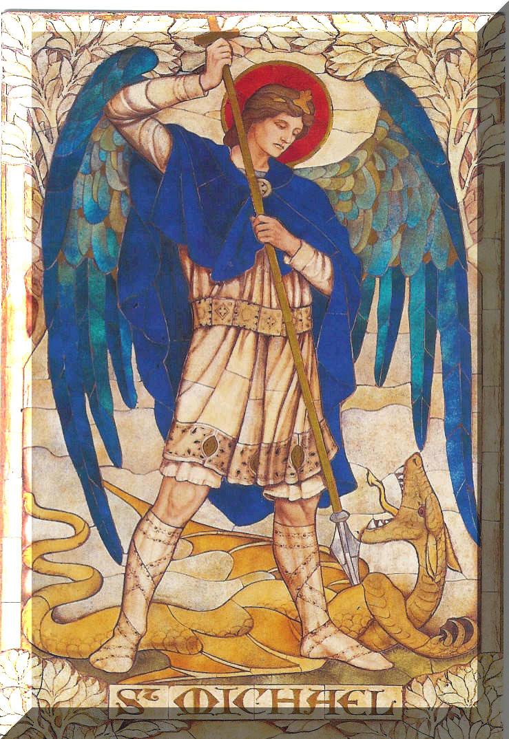 Resultado de imagen de miguel arcangel
