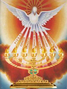espiritu santo dones