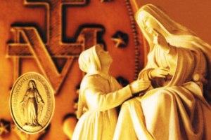medalla-milagrosa y catalina